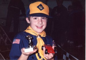 Chris Pinewood Derby - 1993007