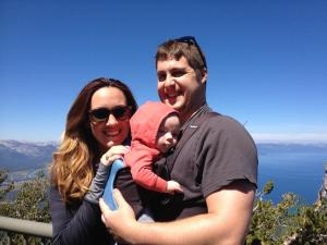 Chris, Lindsey, Levi - Heavenly, Lake Tahoe