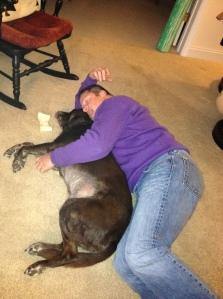 Spooning Isaac