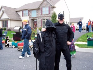 Batman and Death