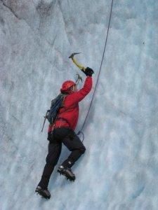 2008 Ice Climbing