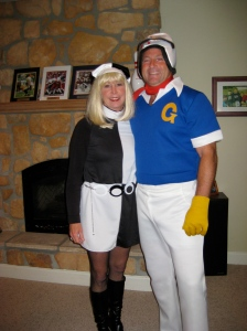 Speed Racer and Trixie