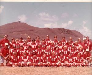 KMCAS Team. I'm Nr. 41. Dankmeyer, top left.