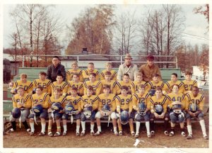 Patch Jets. Coah Kight top row, second from right.
