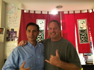 With Ralph Hasegawa - Good Sushi and Talking Story in Honolulu