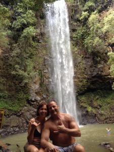 Secret Falls Kauai