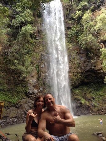 Secret Falls, Kauai